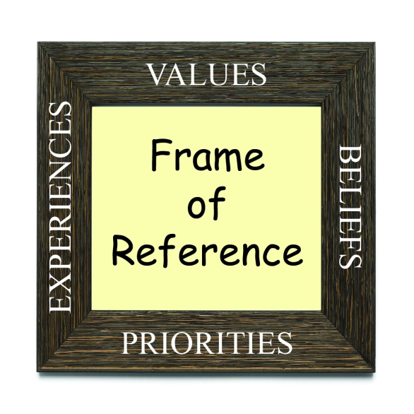 Frame of Reference yelow-100