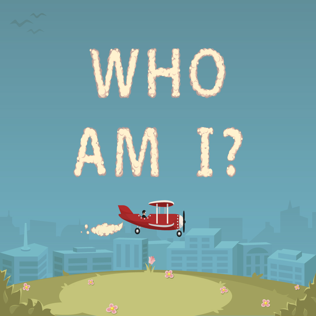 Who am I airplane-100