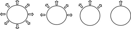 Flow arrow transition complete
